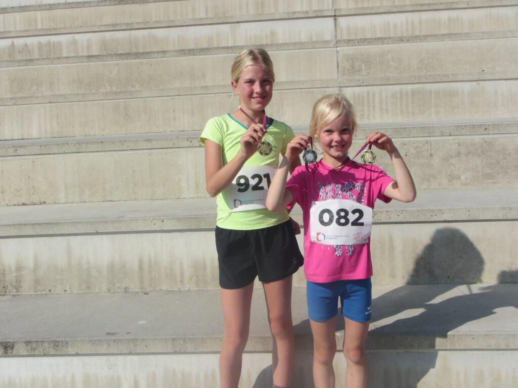 Bente en Kato Noord Nederlands Kampioen